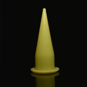 CarpForce Baitgundüse für Boiliemaschine gelb